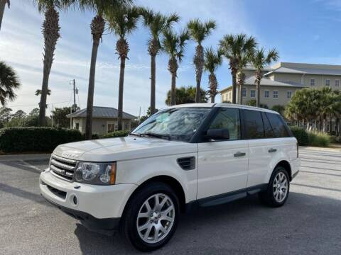 2009 Land Rover Range Rover Sport for sale at Gulf Financial Solutions Inc DBA GFS Autos in Panama City Beach FL