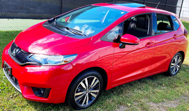2016 Honda Fit for sale at Autoworks of Devon in Milford CT