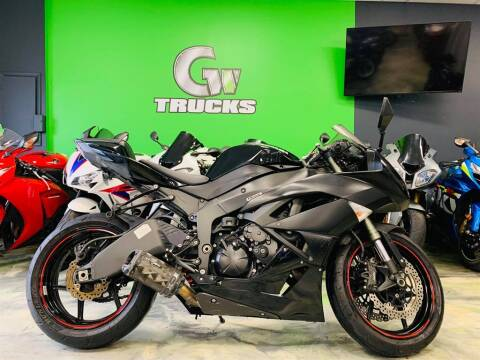 2011 Kawasaki Ninja ZX-6R for sale at GW Trucks in Jacksonville FL