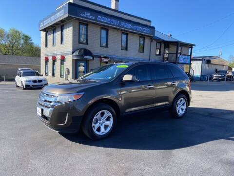 2011 Ford Edge for sale at Sisson Pre-Owned in Uniontown PA