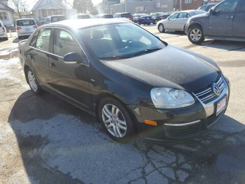2007 Volkswagen Jetta for sale at ROYAL AUTO SALES INC in Omaha NE