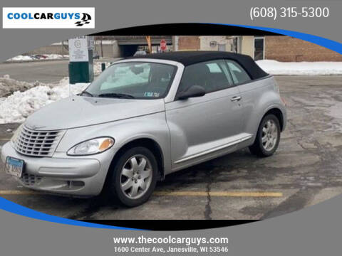 2005 Chrysler PT Cruiser for sale at Cool Car Guys in Janesville WI