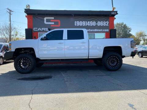 2015 Chevrolet Silverado 1500 for sale at Cars Direct in Ontario CA