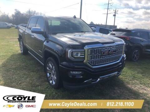 2017 GMC Sierra 1500 for sale at COYLE GM - COYLE NISSAN - Coyle Nissan in Clarksville IN