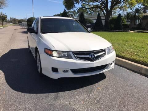 2008 Acura TSX for sale at Mendz Auto in Orlando FL