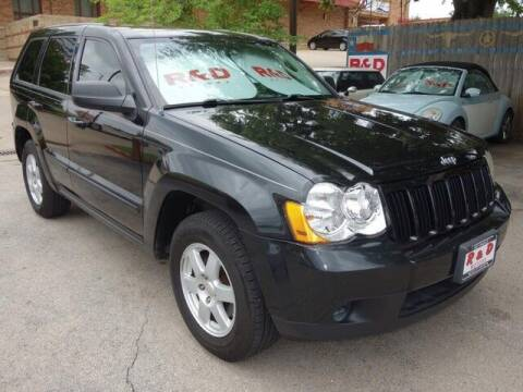 2008 Jeep Grand Cherokee for sale at R & D Motors in Austin TX