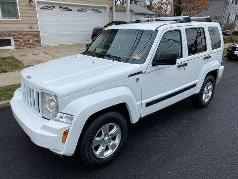 2011 Jeep Liberty for sale at Jordan Auto Group in Paterson NJ