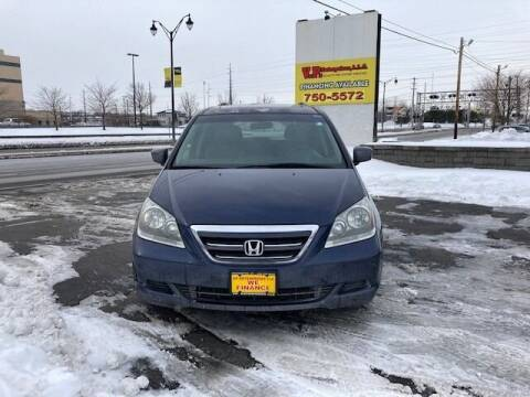 2007 Honda Odyssey for sale at VP Auto Enterprises in Rochester NY