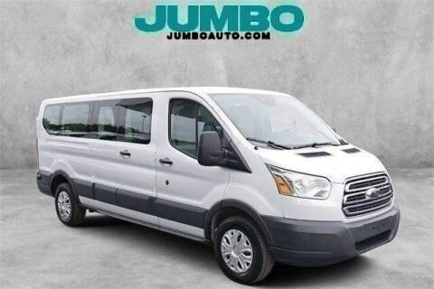 2016 Ford Transit Passenger for sale at Jumbo Auto & Truck Plaza in Hollywood FL