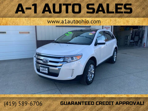 2012 Ford Edge for sale at A-1 AUTO SALES in Mansfield OH
