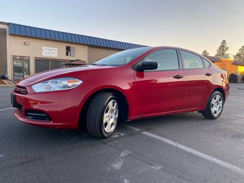 2013 Dodge Dart for sale at Exelon Auto Sales in Auburn WA