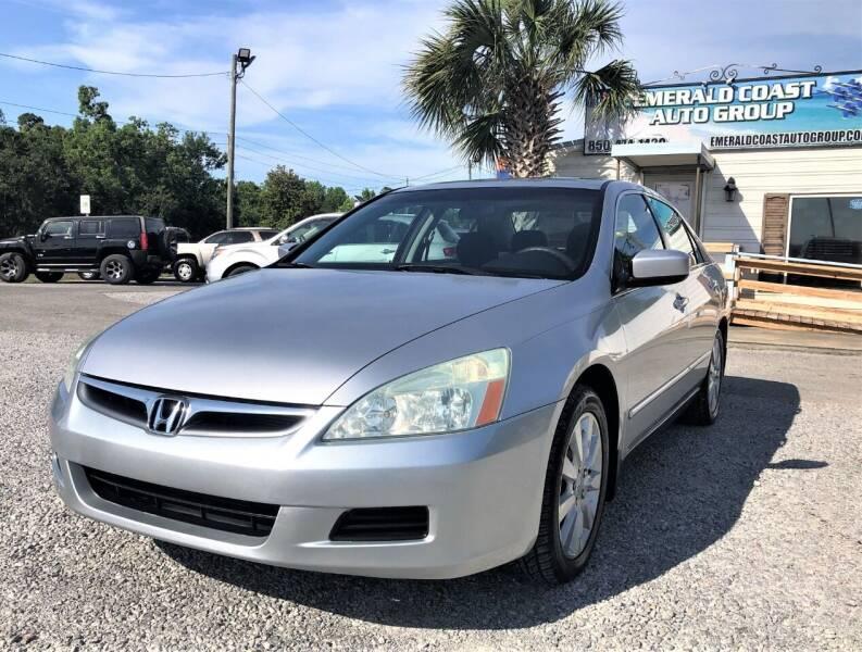 2006 Honda Accord for sale at Emerald Coast Auto Group LLC in Pensacola FL