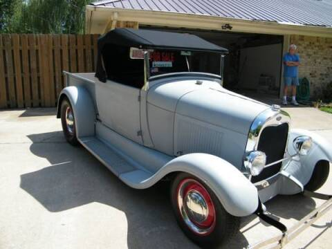 1929 Ford F-100 for sale at Haggle Me Classics in Hobart IN