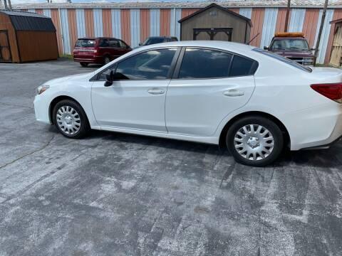 2019 Subaru Impreza for sale at Country Auto Sales Inc. in Bristol VA