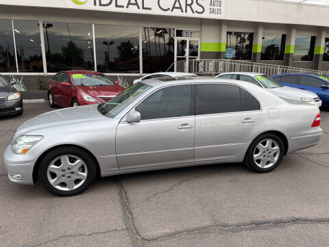 2004 Lexus LS 430 for sale at Ideal Cars in Mesa AZ