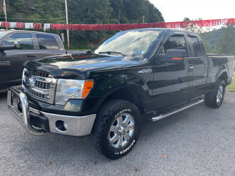 2013 Ford F-150 for sale at Turner's Inc - Main Avenue Lot in Weston WV