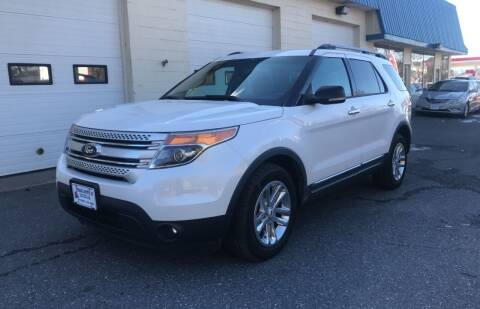 2013 Ford Explorer for sale at Trax Auto II in Broadway VA