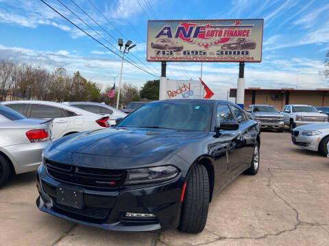 2017 Dodge Charger for sale at ANF AUTO FINANCE in Houston TX