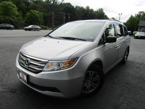 2012 Honda Odyssey for sale at Guarantee Automaxx in Stafford VA