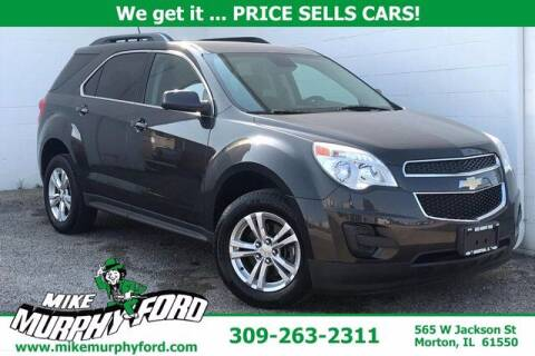 2015 Chevrolet Equinox for sale at Mike Murphy Ford in Morton IL