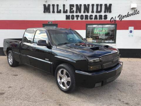 2007 Chevrolet Silverado 1500 SS Classic for sale at Millennium Motorcars in Yorkville IL