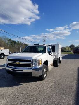2009 Chevrolet Silverado 3500HD for sale at Wally's Wholesale in Manakin Sabot VA