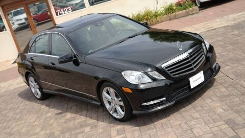 2013 Mercedes-Benz E-Class for sale at Cars-KC LLC in Overland Park KS