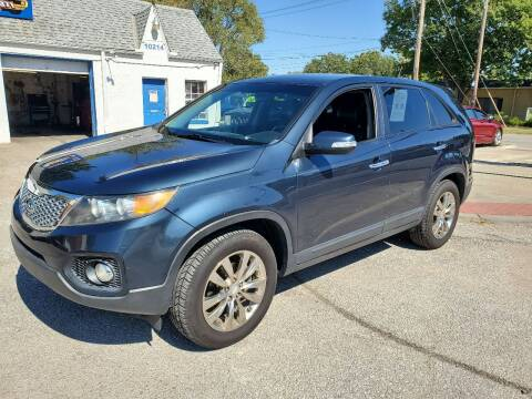 2011 Kia Sorento for sale at Street Side Auto Sales in Independence MO