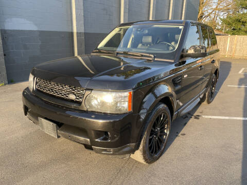 2011 Land Rover Range Rover Sport for sale at APX Auto Brokers in Lynnwood WA
