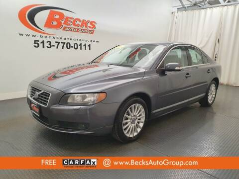 2007 Volvo S80 for sale at Becks Auto Group in Mason OH