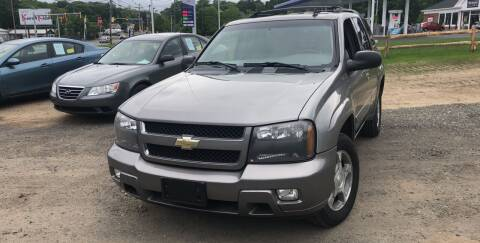 2006 Chevrolet TrailBlazer for sale at AUTO OUTLET in Taunton MA