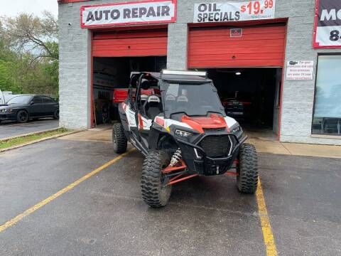 2019 Polaris Rzr XP Turbo 4  for sale at Auto Deals in Roselle IL