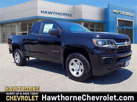 2021 Chevrolet Colorado for sale at Hawthorne Chevrolet in Hawthorne NJ