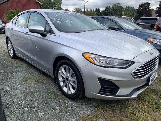 2019 Ford Fusion for sale at SCHURMAN MOTOR COMPANY in Lancaster NH