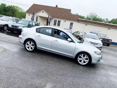 2009 Mazda MAZDA3 for sale at New Wave Auto of Vineland in Vineland NJ