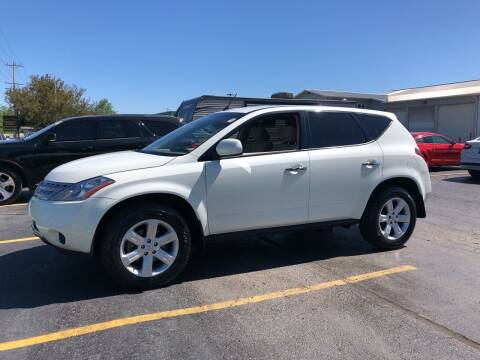 2006 Nissan Murano for sale at Fox Valley Motorworks in Lake In The Hills IL