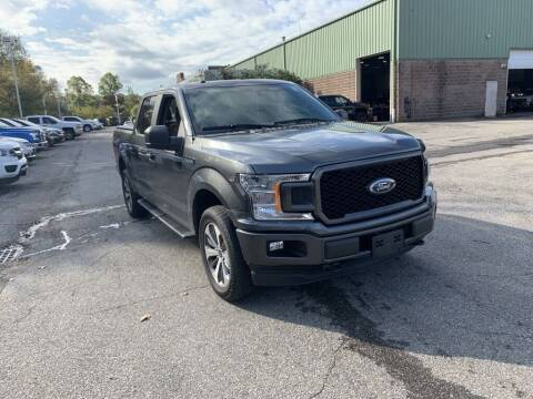 2019 Ford F-150 for sale at Ganley Chevy of Aurora in Aurora OH