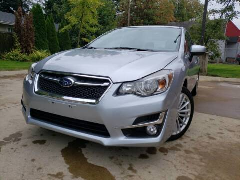 2015 Subaru Impreza for sale at A1 Group Inc in Portland OR