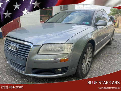 2007 Audi A8 L for sale at Blue Star Cars in Jamesburg NJ