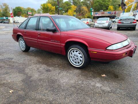 1992 Pontiac Grand Prix for sale at Johnny's Motor Cars in Toledo OH