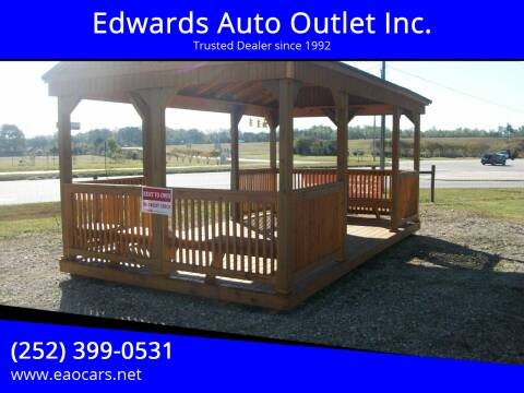 2019 Old Hickory Buildings 12x12 Cabana for sale at Edwards Auto Outlet Inc. in Wilson NC
