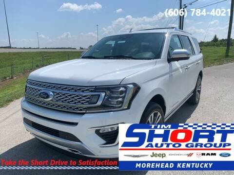 2021 Ford Expedition for sale at Tim Short Chrysler in Morehead KY