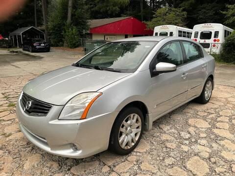 2011 Nissan Sentra for sale at ADVOCATE AUTO BROKERS INC in Atlanta GA