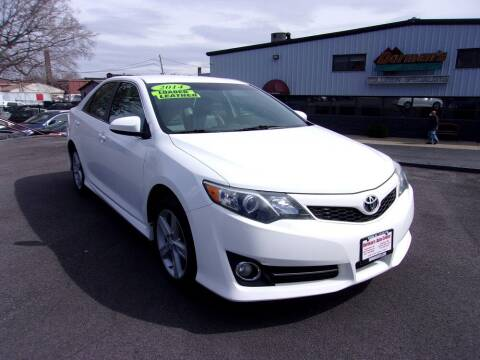 2014 Toyota Camry for sale at Dorman's Auto Center inc. in Pawtucket RI