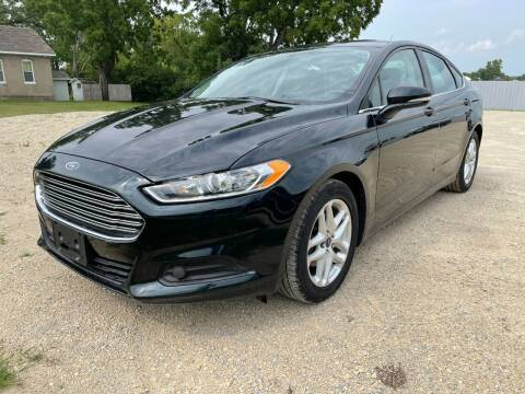 2014 Ford Fusion for sale at Dependable Auto in Fort Atkinson WI