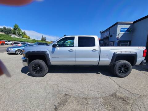 2015 Chevrolet Silverado 2500HD for sale at Independent Performance Sales & Service in Wenatchee WA