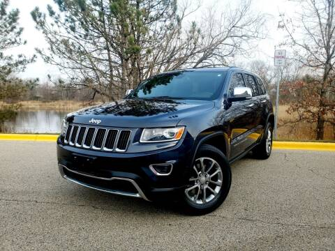 2014 Jeep Grand Cherokee for sale at Excalibur Auto Sales in Palatine IL