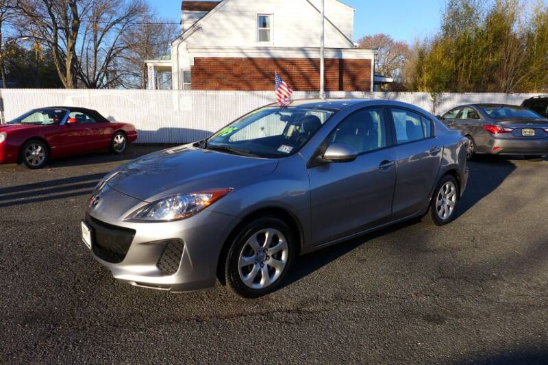 2012 Mazda MAZDA3 for sale at FBN Auto Sales & Service in Highland Park NJ