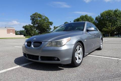2005 BMW 5 Series for sale at Womack Auto Sales in Statesboro GA