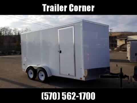 2022 Look Trailers STLC 7X14 - UTV HEIGHT